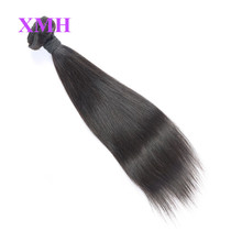 1 Bundle 100G Only Sample Brazilian Virgin Hair Straight Weave Unprocessed Brazilian Straight Virgin Hair 1Piece Free Shipping