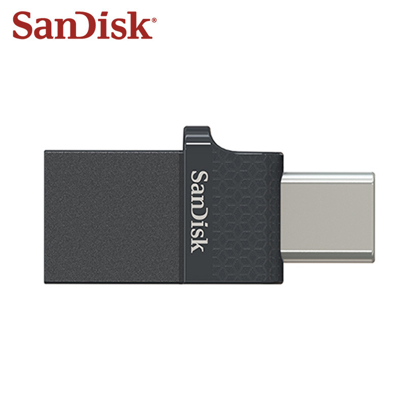 Sandisk Flash Drive Memoria Usb 64GB USB 2.0 Type-C OTG DDC1 U Disk 128GB Pendrive 32GB Memory Stick For Phone For Free Shipping xcomm xu 209 64gb phone u disk for iphone