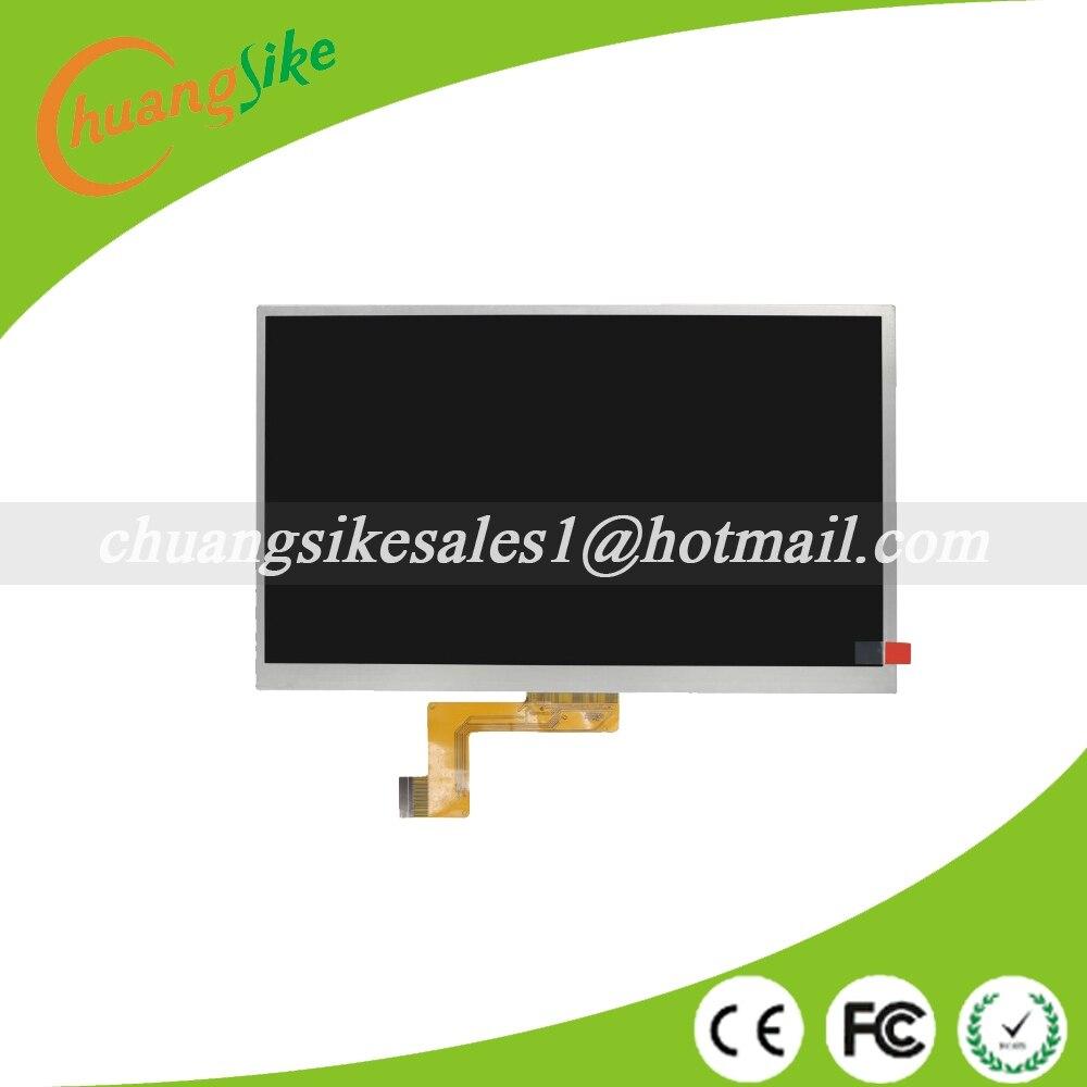 A+ KR101IA7T new 10.1-inch LCD KR101lA7T 1030301039 REV:B 1300301308 REV:A 1024X600 30pin compatible