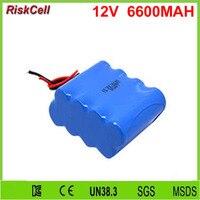 30pcs/lot 26650 12.8V 6600mAh 4S2P rechargeable lifepo4 12v 6600mah battery pack