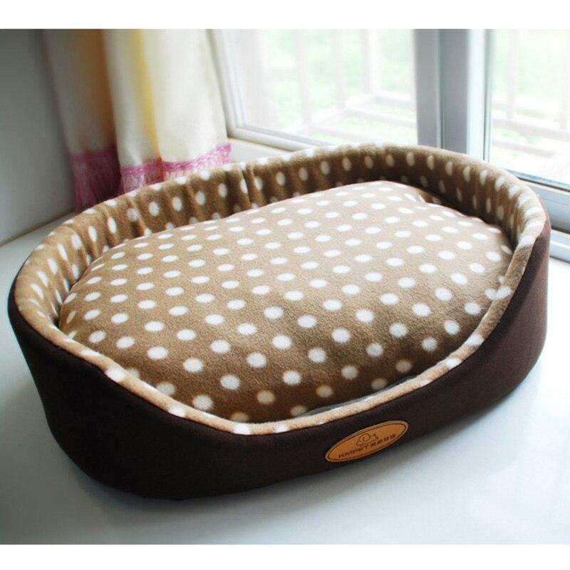 Собака будинок ліжко розплідник будинок теплий великий розмір собака ліжко кіт ліжко гніздо диван для великих собак лабрадор хаски Satsuma маленький плюшевий