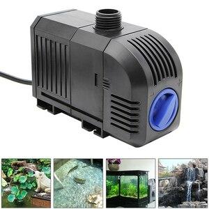 400GPH 1500л/ч 25 Вт регулируемый Погружной Водяной насос аквариумный фонтан аквариумные насосы