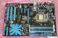original motherboard P7P55 LX DDR3 LGA 1156 Support I3 / I5 Desktop motherborad