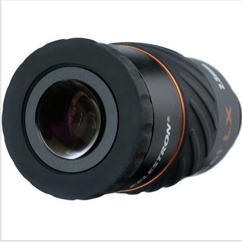 CELESTRON   X-CEL LX 7mm wide-angle high-definition large-caliber high-powered telescope eyepiece accessories