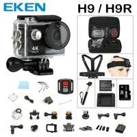 Action Camera Original EKEN H9 H9R Remote Ultra FHD 4K WiFi 1080P 60fps 2 0 LCD