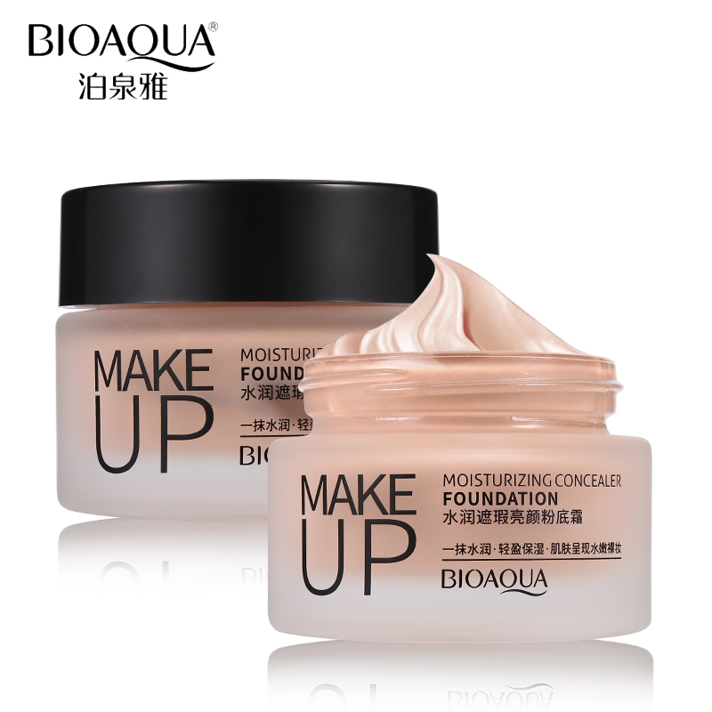 Hot selling Concealer foundation natural full coverage flawless makeup free shipping