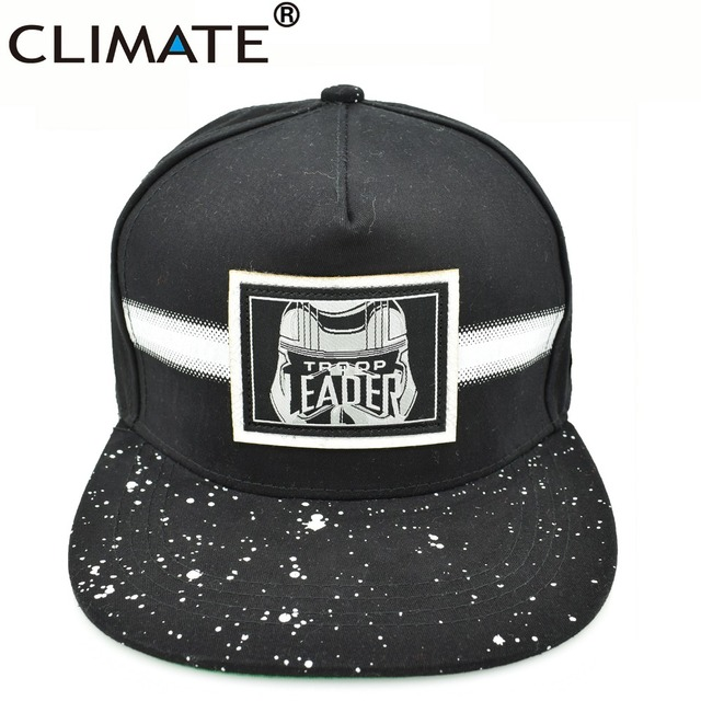First Order Troop Leader Unisex Adjustable Snapback