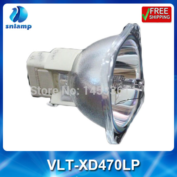 Osram projector lamp bulb 280W VLT-XD470LP for XD470 XD470U osram lamp housing for epson v11h369020 projector dlp lcd bulb
