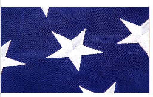 YENİ 90x150cm yüksək keyfiyyətli Amerika Bayraq Neylon bayrağı - Ev dekoru - Fotoqrafiya 4