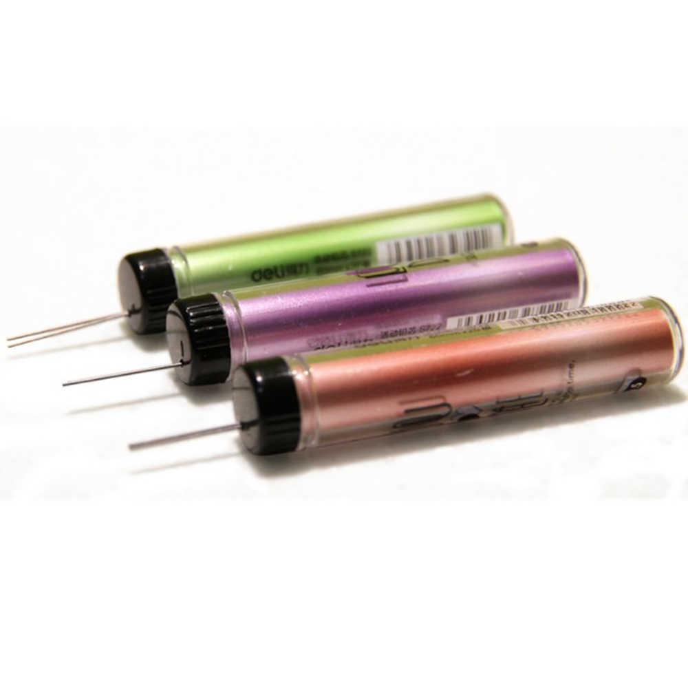 Lápiz mecánico de plomo de 0,5mm/0,7mm HB Barra de lápiz automático de repuesto de plomo de oficina suministros escolares