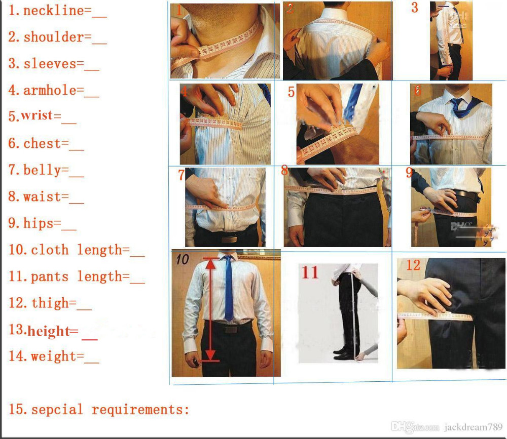 3 Smoking Hommes veste De Color Picture Cérémonie Trajes Homme Marié Mariage 648 Cravate custom Charbon Fit Slim Pantalon As Bal Smokings Pièces Gilet Costume wxI0XTfqq