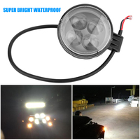 Auto Car Truck SUV Work Light Alloy New Super Bright Waterproof IP67 12W LED Low Power