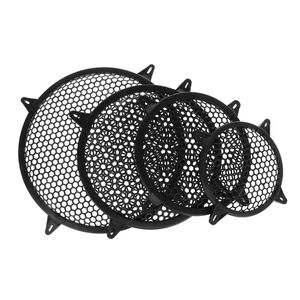 """1PC Universal Subwoofer Grill Grille Guard Protector Cover 6"""" 8"""" 10"""" 12"""" Sub Woofer Car Home Audio Speaker Video(China)"""