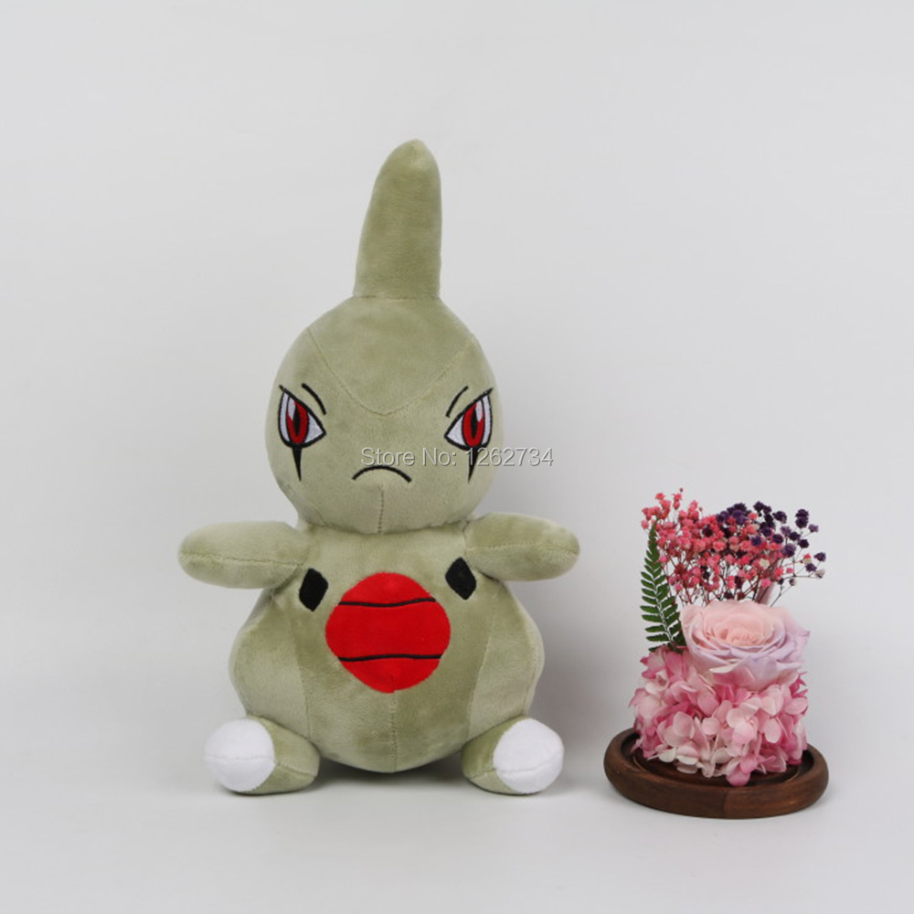 "New Larvitar 8/"" Plush Doll Stuffed Anime Cartoon Soft Party Gifts"