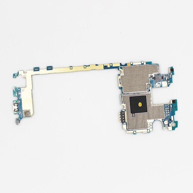 Oudini desbloqueado buen funcionamiento 64gb para LG V10 H961N placa base Original