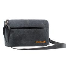 Дропшиппинг diniwell дорожные сумки унисекс многофункциональные карманы сумка через плечо портативная Повседневная сумка на плечо