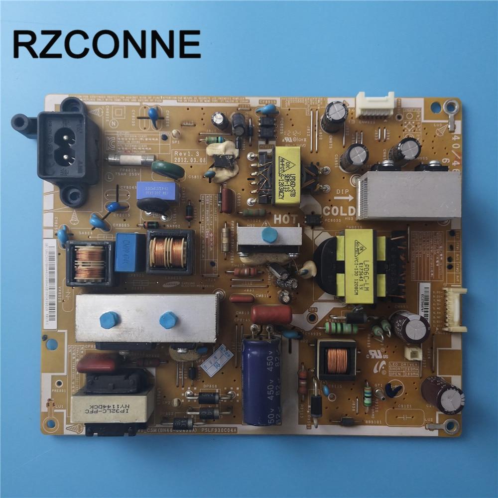 power supply board for Samsung BN44 00498A PD46AV1 CSM PSLF930C04A Original used