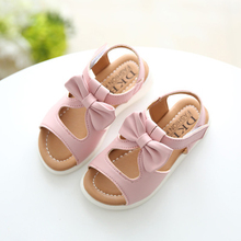 New arrival girls sandals fashion summer child shoes high quality cute girls shoes design casual kids sandals