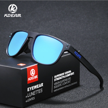 KDEAM Sport Frame Glasses Women UV Goggle TR90 Coated Outdoor Polarized Sun With Case KD9377