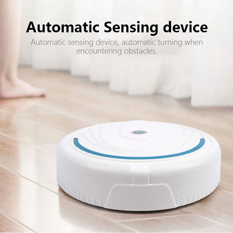 Auto Intelligent Smart Clean Sweeping Robot Vacuum Cleaner Floor Dirt Dust Hair Sweeper For Home Electric Vacuum Cleaners