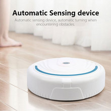 цена на Auto Intelligent Smart Clean Sweeping Robot Vacuum Cleaner Floor Dirt Dust Hair Sweeper For Home Electric Vacuum Cleaners