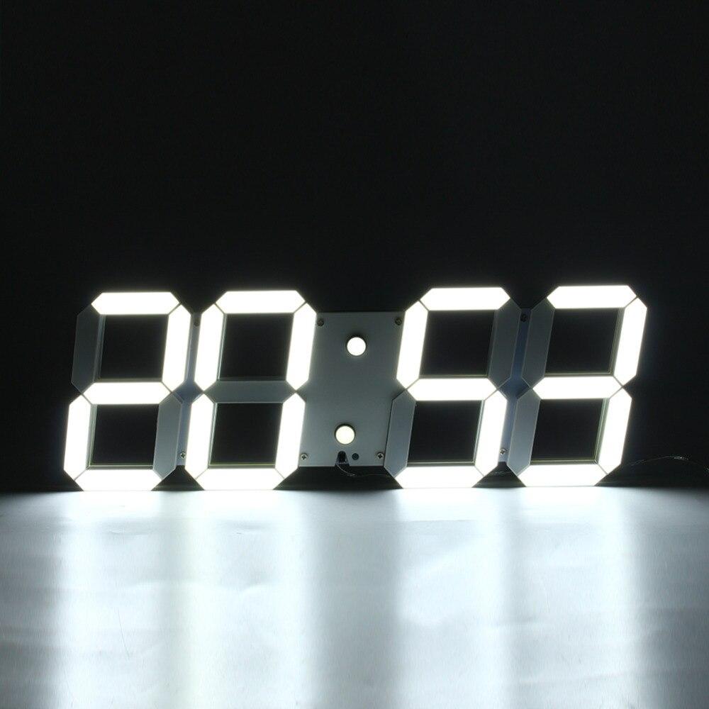 popular led digital wall clocksbuy cheap led digital wall clocks  - pcmodern digital wall clock remote control d wall clock led alarm clockdecorative watch home decor