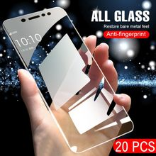 20pcs/Lot Tempered Glass Screen Protector For Xiaomi Pocophone F1 9 8 se A3 A1 A2 Lite 5X 6 MiA3 Mi9T Mi9 Mi8 Mi6X MiA1 MiA2 Mi6(China)