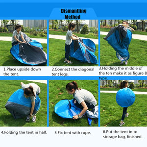 Pyramid Tent Durable Mosquito