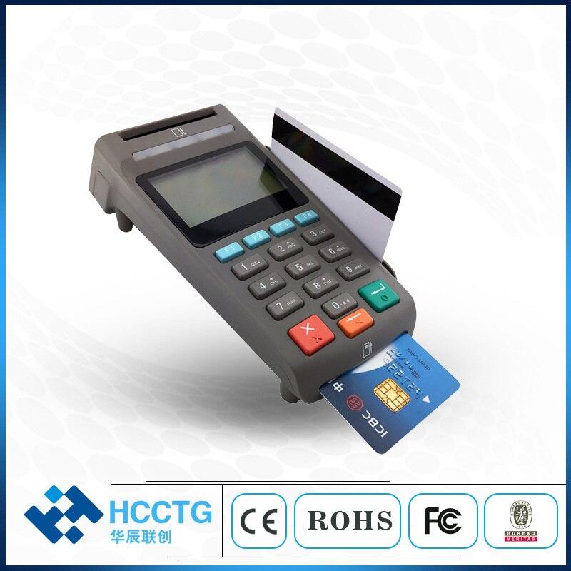 Interface USB/RS232 à la Machine de paiement facultative de protection de goupille de cryptage d'atmosphère avec MSR Z90PD - 6