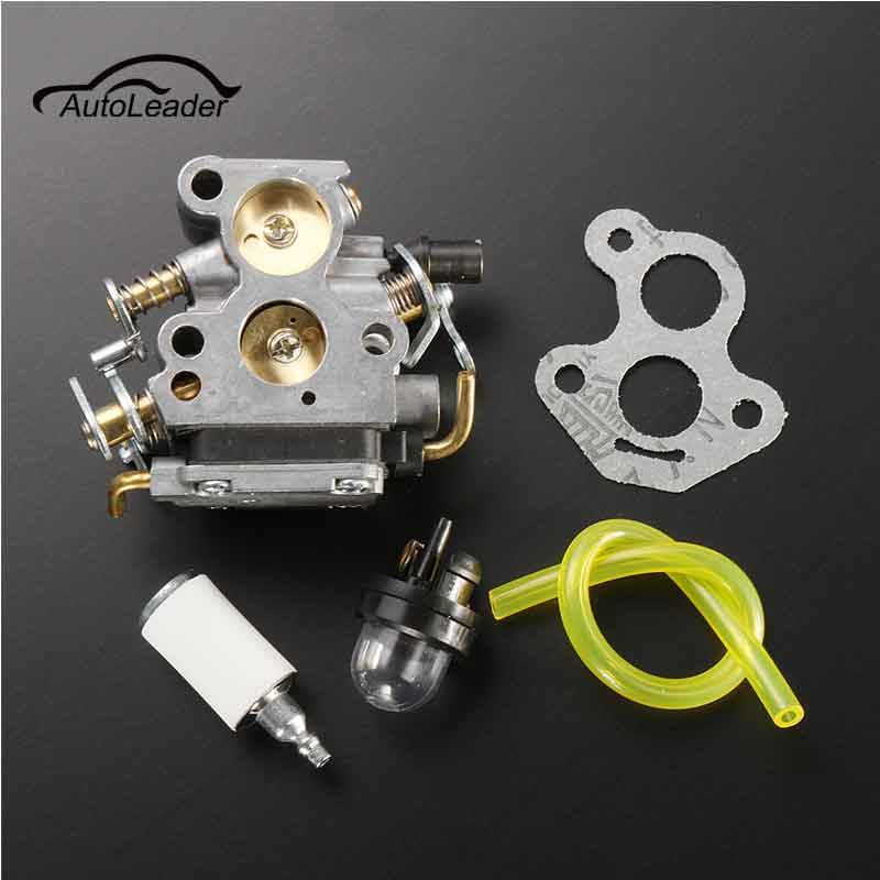 Carburetor kit for Husqvarna 235 235E 236 240 240E Chainsaw 574719402 545072601 Carb 5 set carburetor carb repair gasket kit for husqvarna 50 51 55 chainsaw parts