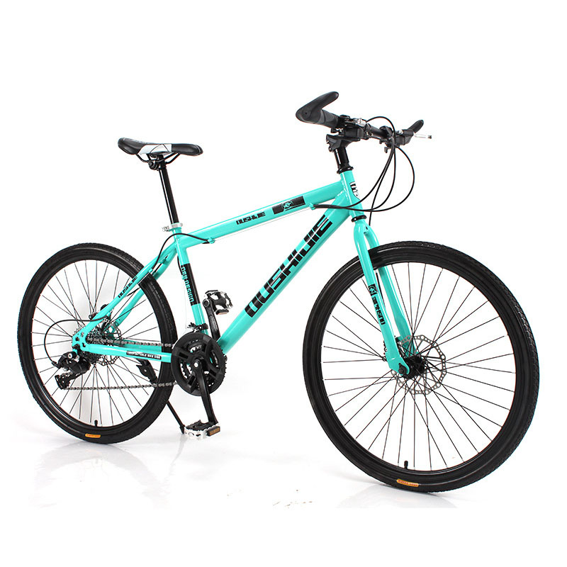 Mountain Bike  Bicycle 26 Inch 21 Speed Bianchi Student Adult Student Man And Woman Multicolor 2019 New