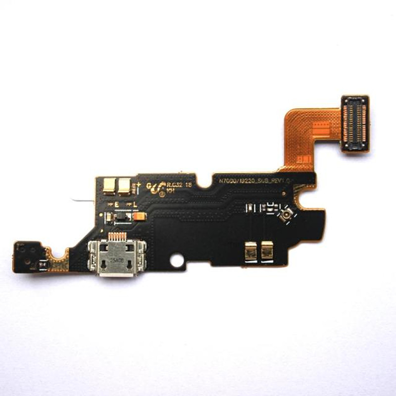 Premium USB Charging Port Charger Flex Cable for Samsung Galaxy GT-N8000