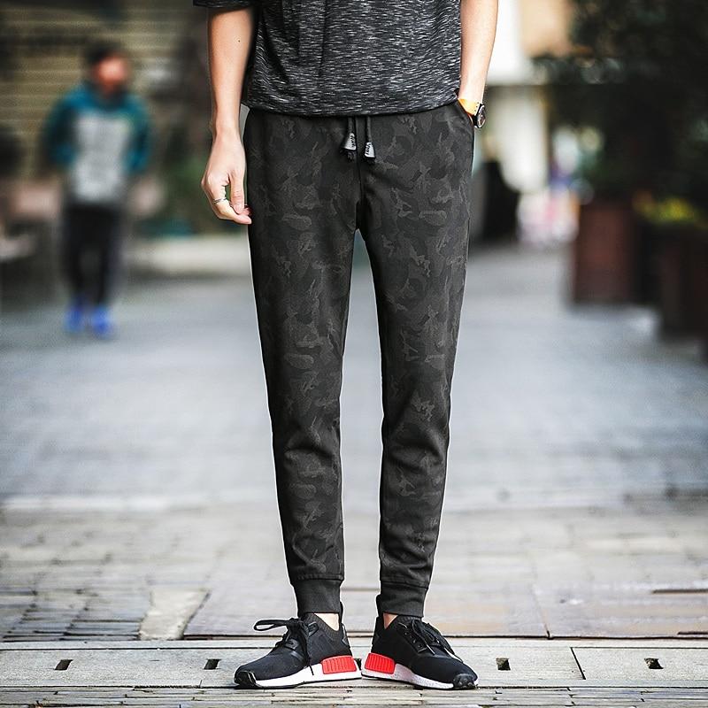 Babykleidung Jungen Decke-schwellen Neue Männer Casual Hosen Hüfte Hop Jogger Harem Hosen 2019 Männer Jogging Camouflage Füße Sport Hosen M-5xl Waren Des TäGlichen Bedarfs