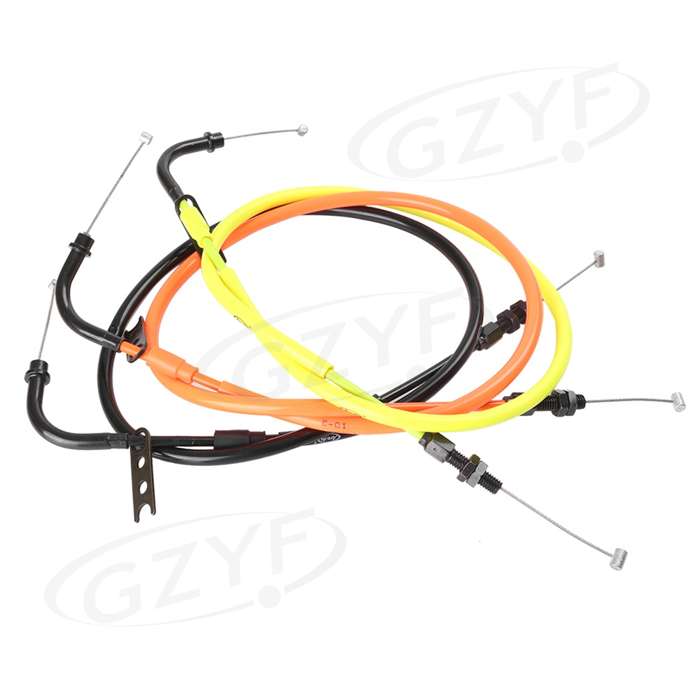 For Suzuki GSXR600 GSXR750 GSXR 600 750 K6 K8 Motorcycle Accelerator Line Throttle Cables 2006 2007 2008 2009 2010 стоимость