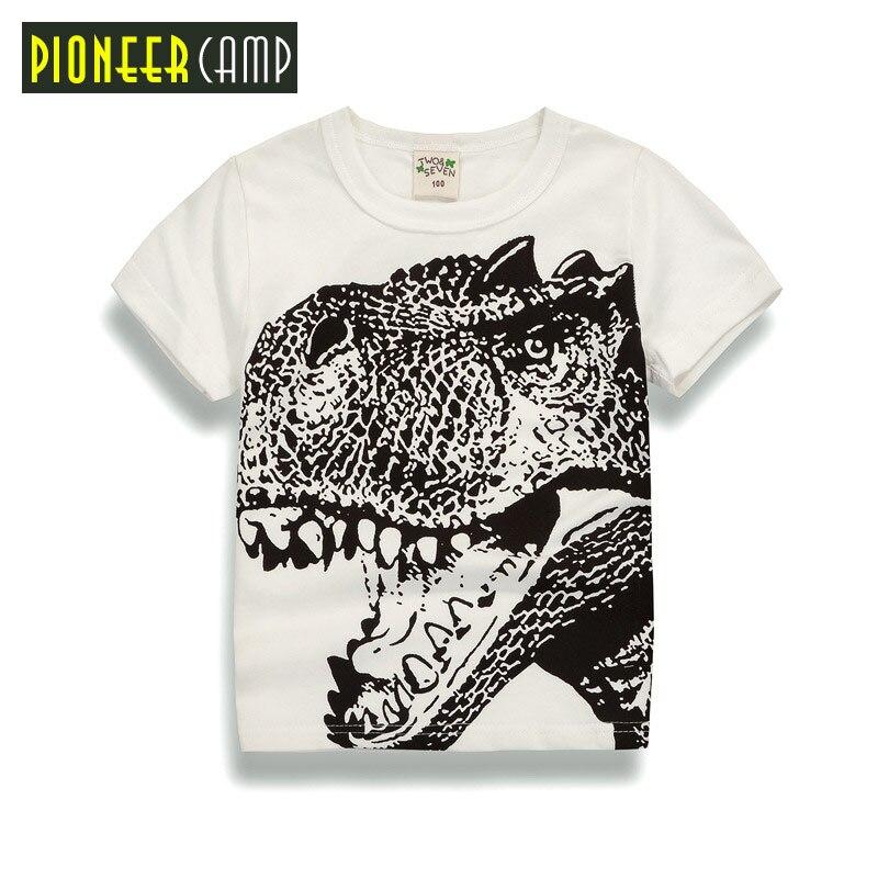 Pioneer-Camp-Kids-2017-Boys-Short-Sleeve-T-Shirts-Summer-Shirt-Kid-Baby-Children-Clothing-Dinosaur-Printed-T-shirt-For-Kids-1