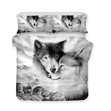 Wolf Duvet Set