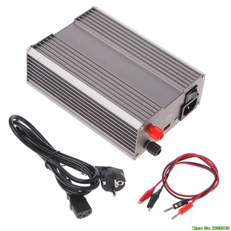 Portable Adjustable AC 110V/220V To DC 0 32V 0 5A Variable Switching Power Supply