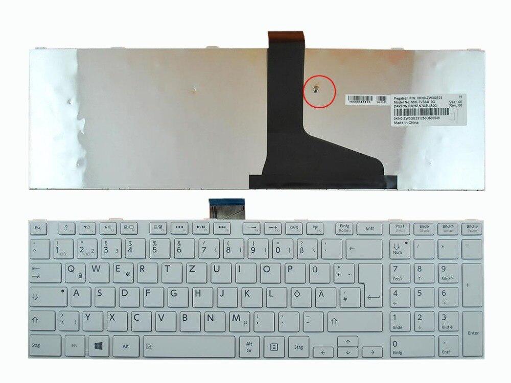 New GENUINE Toshiba Satellite L675-S7044 L675-S7048 Keyboard glossy