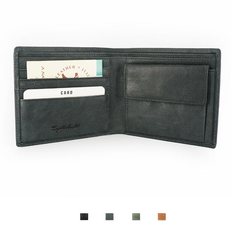 ferrolho bolsa da moeda da Material Principal : Couro Genuíno