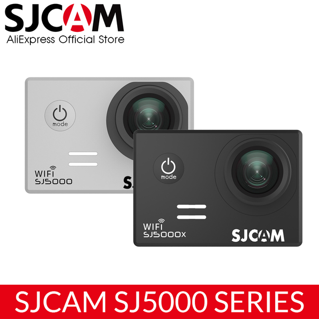New Driver: SJCAM SJ5000 WiFi Action Camera