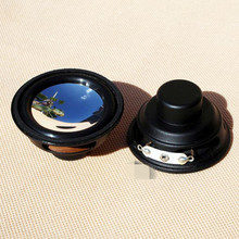2pcs 2″ inch 4ohm 5W Full range Speaker HIFI fever mini DIY audio subwoofer