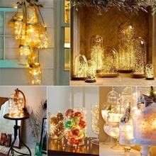 Рождественсветильник гирлянда s 5 м 50 светодиодов водонепроницаемая