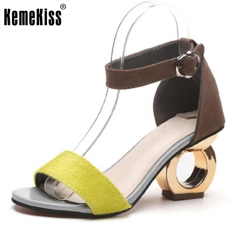 Women'S High Heel Sandals Open Peep Toe Shoes Women Fashion Ankle Strap Sexy Sandals Heels Woman Office Footwear Size 35-39 women peep toe ankle strap platform high heel sandals summer sexy fashion ladies heeled footwear heels shoes size 34 39 p16703