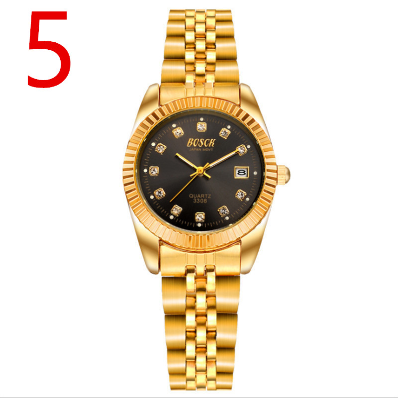 Zou's net red watch ladies watch waterproof fashion 2018 new students Korean version of the simple trend female watch