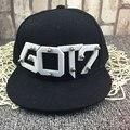 Kpop Got7 Bambam Джексон JB Марк YoungJae YuGyeom мода cap harajuku шляпа ulzzang крышка