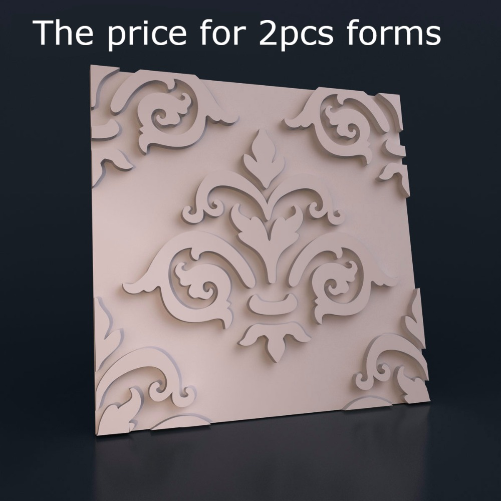Wall tile buy cheap stone wall tile lots from china stone wall tile - 3d Wave Tile See 3d Wave Tile Price Trend On Aliexpress Com 2pcs 3d Molds For Plaster Wall Stone