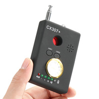 ET Anti Spy Hidden Camera EURO/US Plug Mini Bug Detector CX307 Wireless Privacy Finder Protect Tracker Security