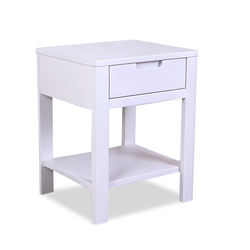 La Casa Armoire Chambre Side Table Mesa Noche European Wooden Cabinet Quarto Bedroom Furniture Mueble De Dormitorio Nightstand