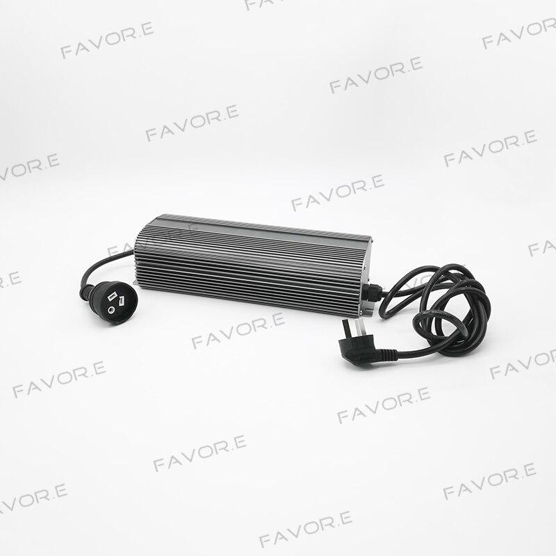 Ballast électronique dimmable de la prise AU MH/HPS 400 W pour le système de culture hydroponique