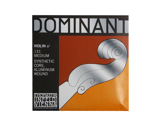 Free Shipping Original Thomastik Dominant Single A Violin String #131